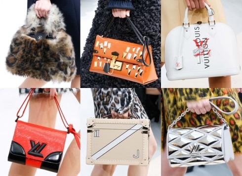 Túi xách Louis Vuitton mới nhất mùa Thu Đông 2015