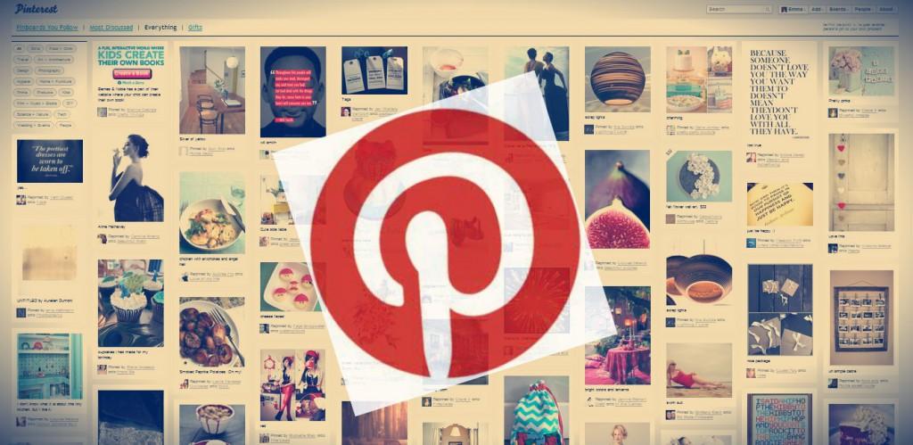 Bạn sẽ không bao giờ cạn nguồn ý tưởng với Pinterest