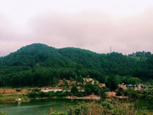Núi Hàm Lợn - Điểm du lịch của Hà Nội thủ đô