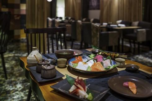 Wa Ka Ku restaurant tai Hotel Royal Hoi An