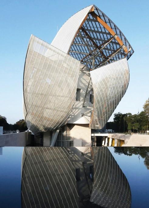 Bảo tàng Louis Vuitton Fondation