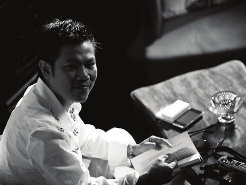 Nhạc sĩ Quốc Bảo