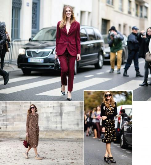 """Chiara luôn chăm chút kỹ càng cho từng bộ trang phục với những món phụ kiện """"hot"""" nhất của mùa"""