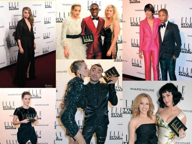 ELLE Style Awards - 19 gương mặt nổi bật nhất