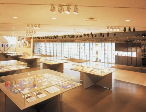 Phòng trưng bày Shiseido