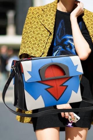 10 túi xách thời trang Xuân-Hè 2015 xứng đáng đầu tư nhất