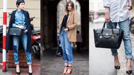 6 cách làm mới quần jeans