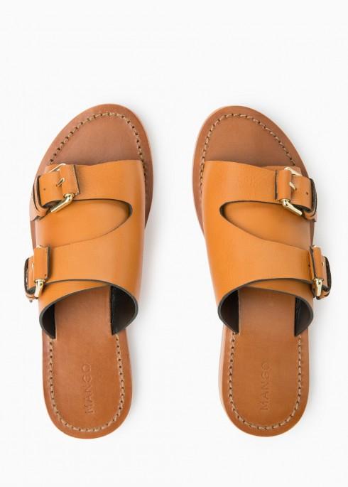 Sandals MANGO (100$)