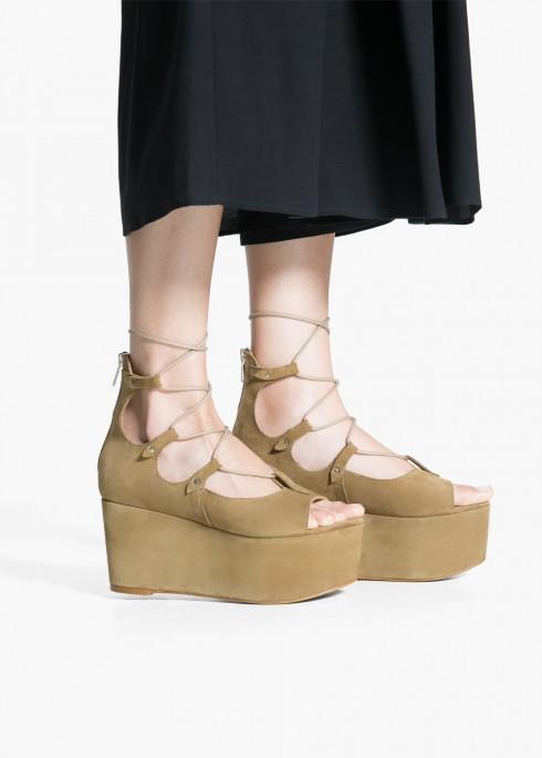 Sandals MANGO (130$)