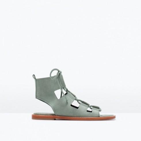 Sandals ZARA (100$)