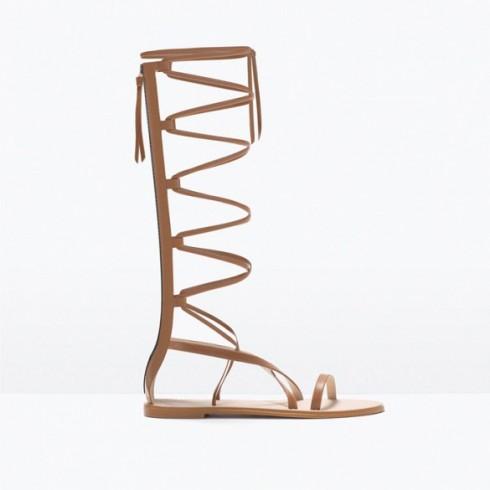 Sandals ZARA (160$)