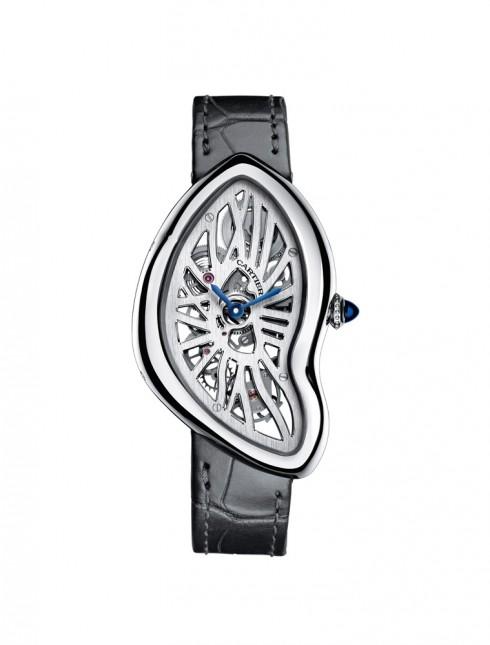 Đồng hồ thời trang nữ Crash Skeleton của Cartier