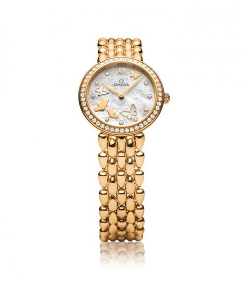 Đồng hồ De Ville Prestige Dewdrop của OMEGA
