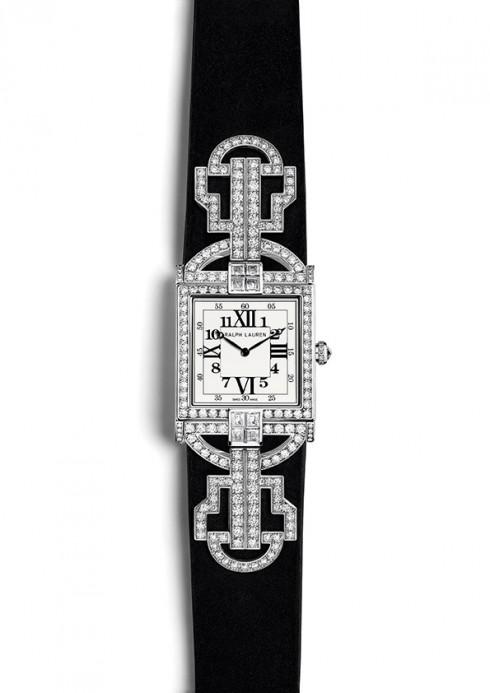 Đồng hồ thời trang nữ Ralph Lauren 867 Petite Diamond
