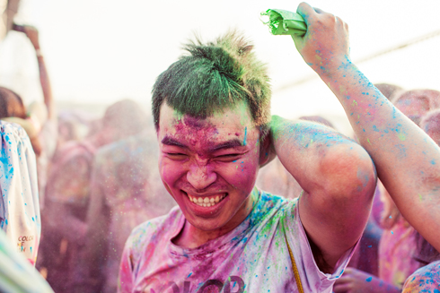 Color me run 1
