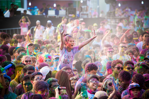 Color me run 2