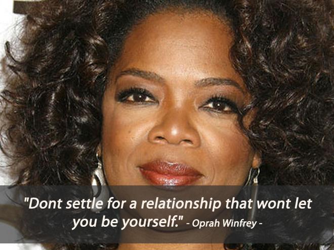 Câu nói hay về tình yêu của Oprah Winfrey -