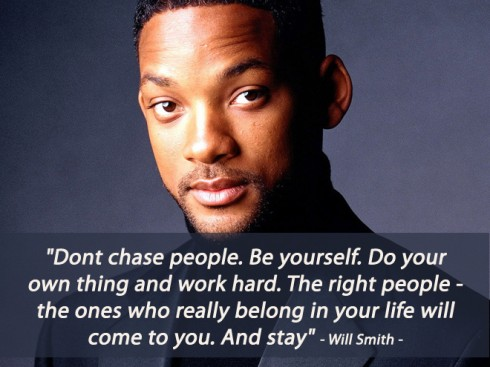 Câu nói hay về tình yêu của Will Smith