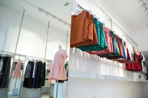 Cửa hàng thời trang của Nancy Le