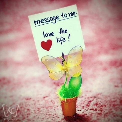 Hãy học cách sống hạnh phúc lên đi