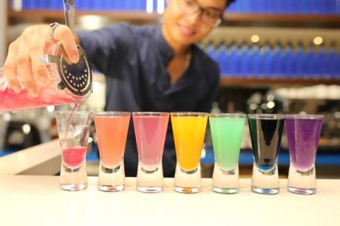 Thức uống pha chế đặc biệt tại Blue Bottle Bar