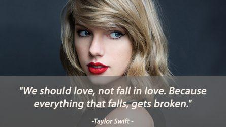 19 câu nói hay về tình yêu của người nổi tiếng