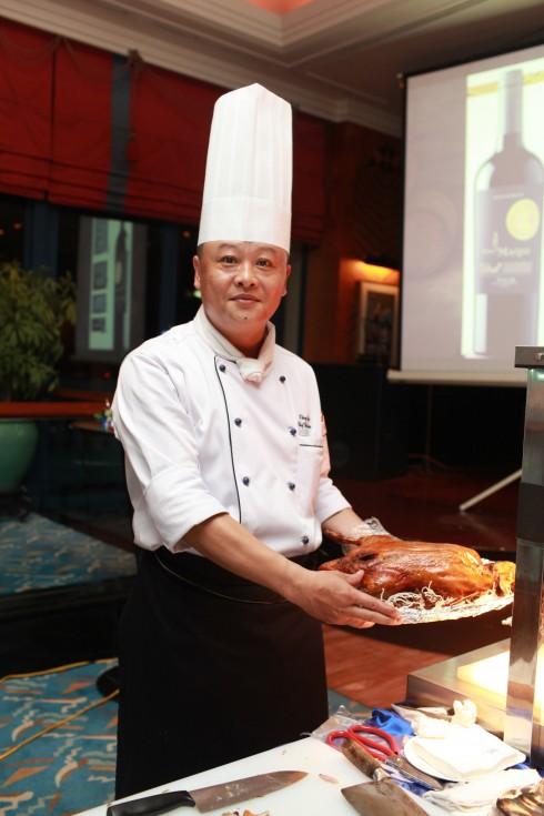 Bep truong moi Daewoo Hanoi