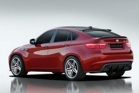 Dòng xe thể thao mới BMW-X6