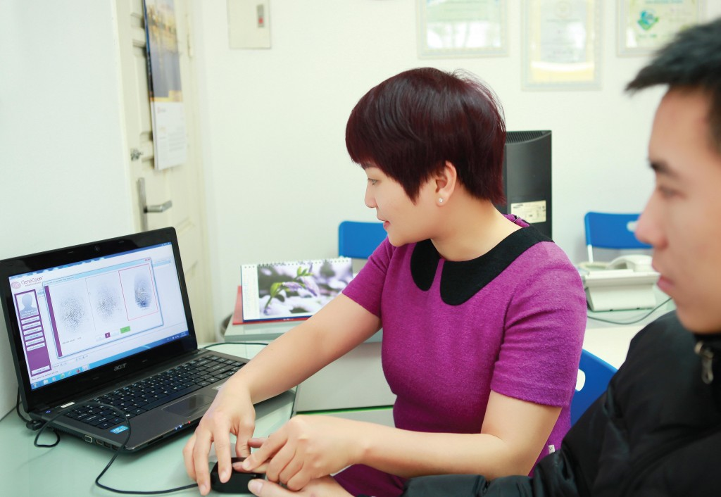 Nữ doanh nhân Bùi Nguyệt Anh