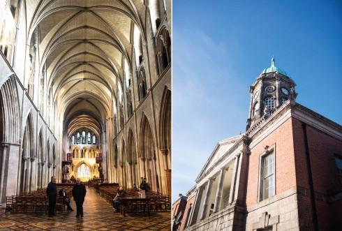 Những kiến trúc đẹp cổ kính