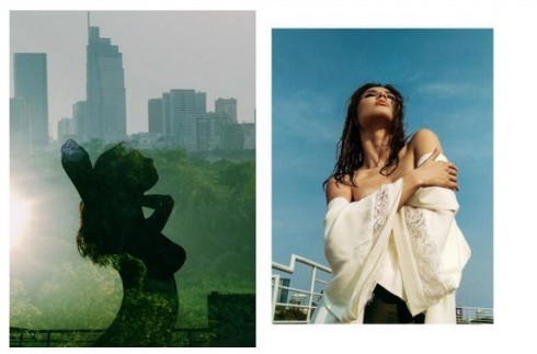 """""""Diễm My diễn xuất xuất thần trong bộ ảnh của Adrian Anh Tuấn, biểu lộ nhiều sắc thái của một cô gái đang yêu"""""""