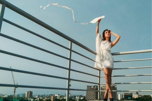 Diễm My 9X trong bộ ảnh thời trang mới của NTK ADRIAN Anh Tuấn