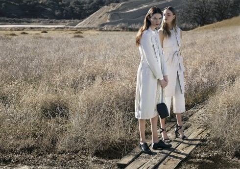 Chiến dịch quảng cáo thời trang Xuân-Hè 2015 của thương hiệu Charles&Keith