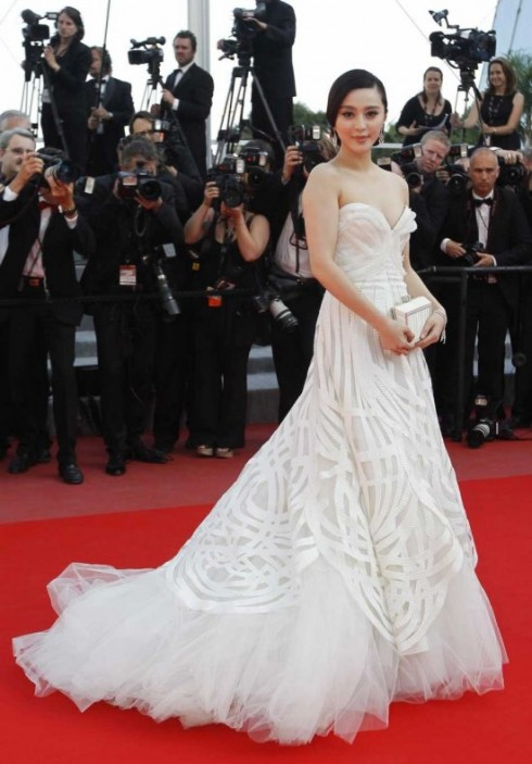 Nổi bật trong Stephane Rolland Couture.