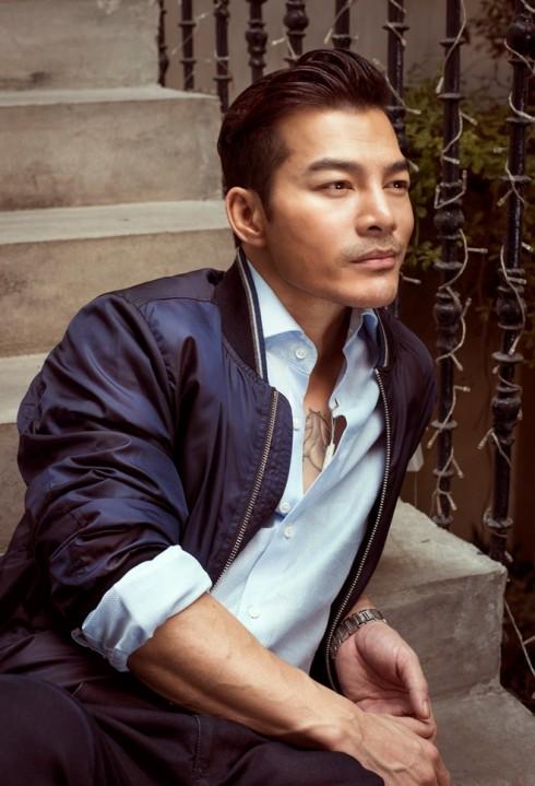 Nam diễn viên phong cách nhất của năm: Trần Bảo Sơn
