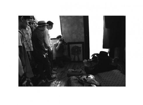 Hậu trường bộ ảnh chụp bìa ELLE Man số 11