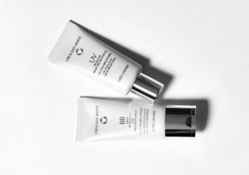 BB Cream và UV Kem chống nắng Crescent White