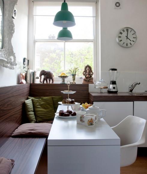 10 cách bài trí phòng ăn cho không gian nhỏ