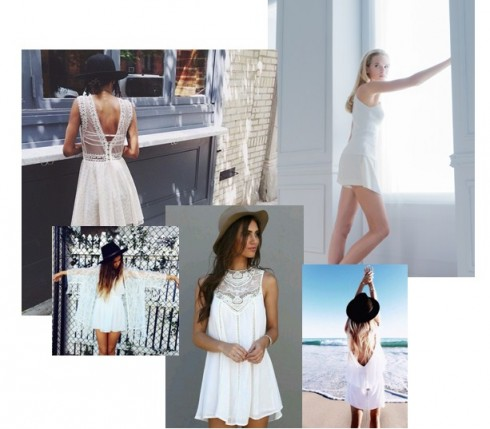 Những cô nàng trắng trong nhẹ nhàng tinh khiết