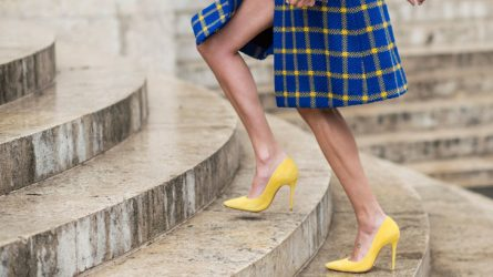 Giày cao gót - Tuyên ngôn cá tính của phái đẹp