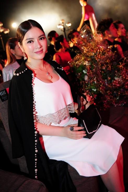 Nữ doanh nhân phong cách của năm: Lý Nhã Kỳ