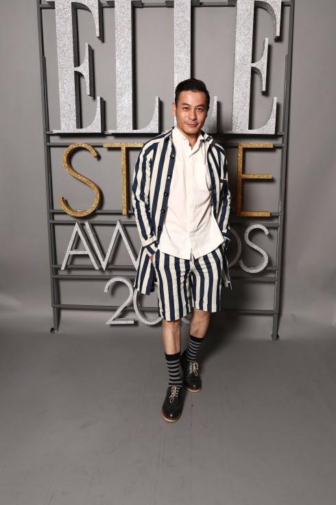 Trương Thanh Long tại ELLE Style Awards 2015