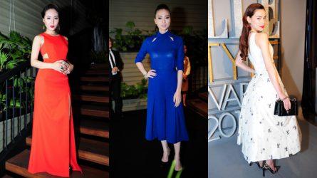 Dàn sao Việt khoe dáng trên thảm đỏ ELLE Style Awards