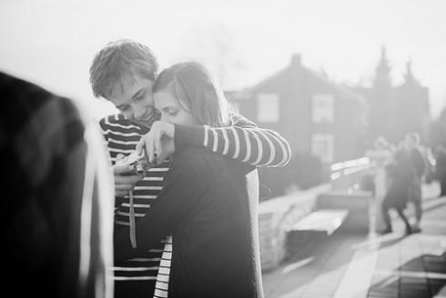 Hẹn hò - Tâm trạng khi yêu