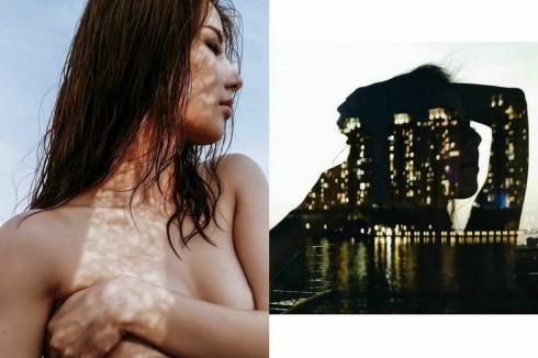 Sài Gòn trong tình yêu của cô gái là những phố lên đèn giăng mắc
