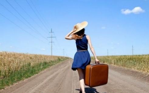 Dưỡng trắng da mùa du lịch