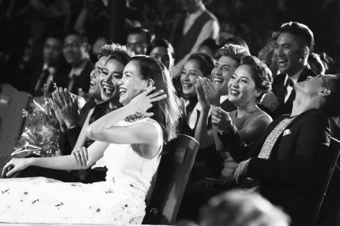Điểm tin các báo mạng đã đưa tin về lễ trao giải ELLE Style Awards 2015