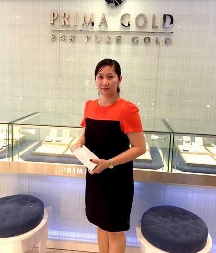 chị Phan Thị Ngọc Hà – ngụ tại Thủ Đức, HCM.