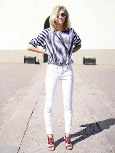 5 kiểu áo thun nữ thời trang dành cho mùa Hè