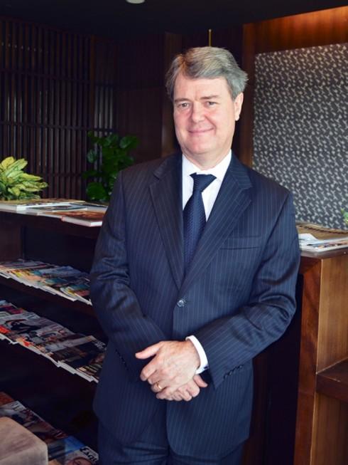 Khách sạn Crowne Plaza West Hanoi chào đón Tổng Giám đốc mới